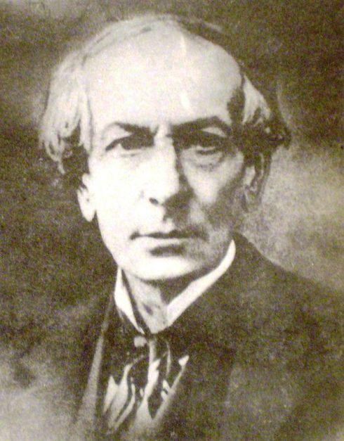 Juan Bautista Alberdi; Tucumán, 1810 - Neully-sur-Seine, 1884