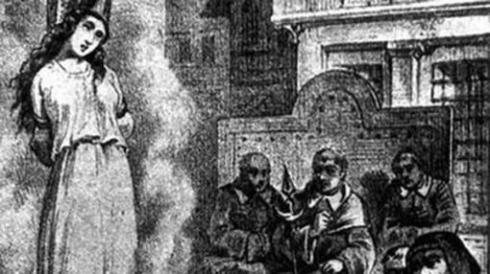 """Quemando """"brujas"""" y """"herejes"""", tradición occidental nada liberal"""
